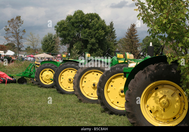 Farm Tractor Wheels And Rims : Wheel tyre tractor stock photos
