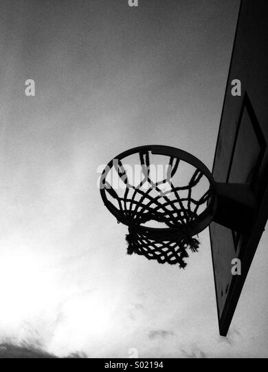 basketball - Stock Image