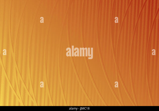 brown background,clip art  plain brown background,gold background - Stock Image
