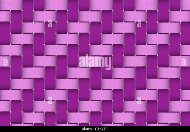 Backgrounds and textures - Twill textured violet background. - Stock Image