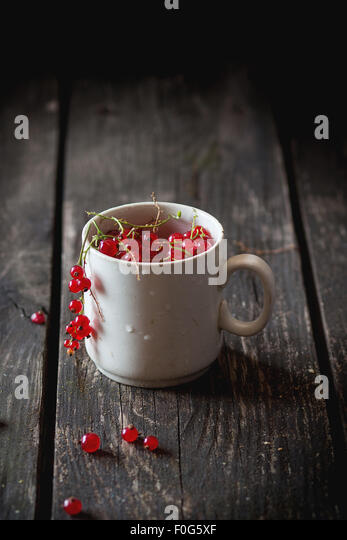 Red currant - Stock Image