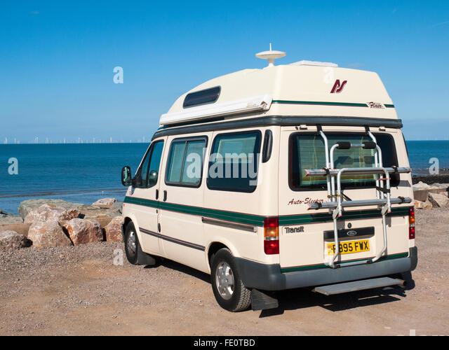 Hawaii Island Camper Van