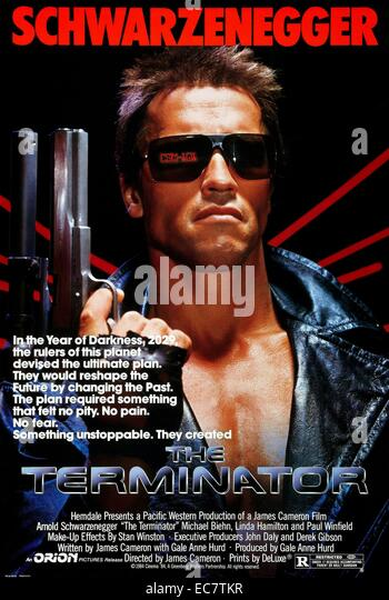 The Terminator - Stock Image