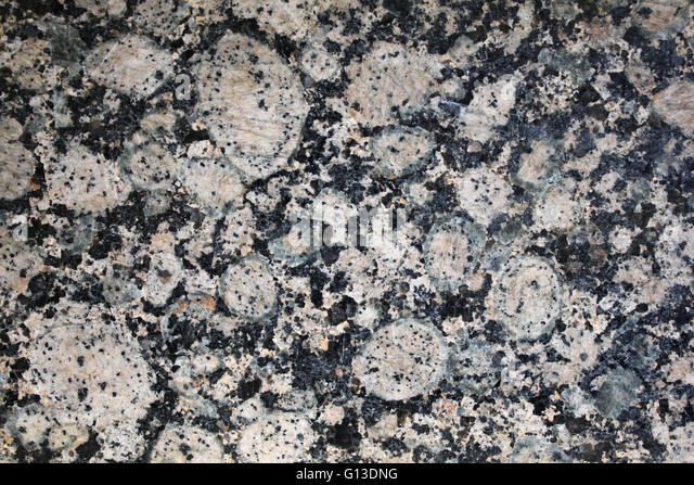 Red And Black Granite : Amphibole stock photos images alamy