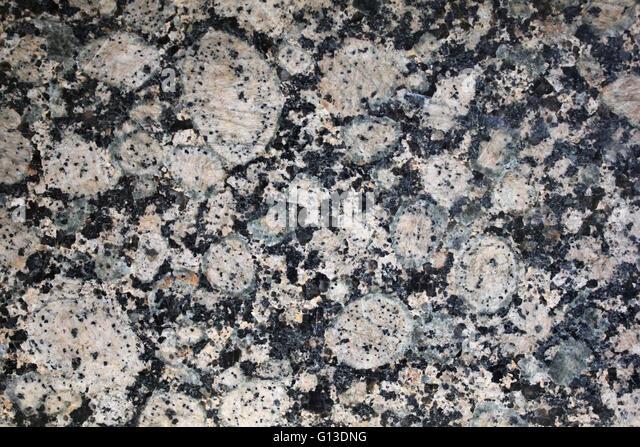 Red And Black Granite : Amphibole stock photos images alamy