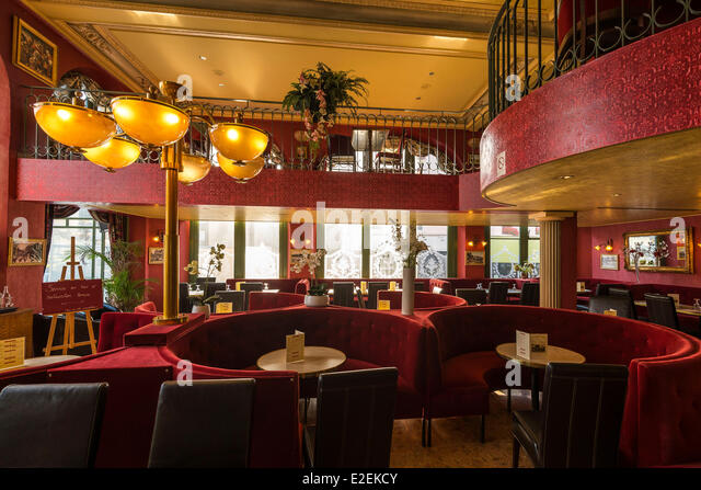 Cafe Paris Cherbourg