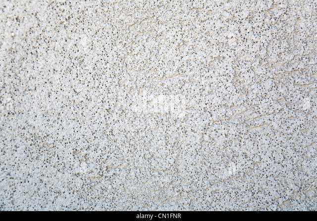 Stucco Wall Surface - Stock-Bilder