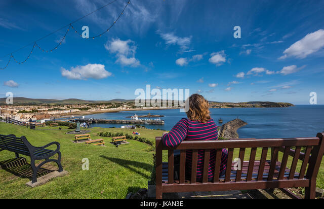 Isle of man single woman