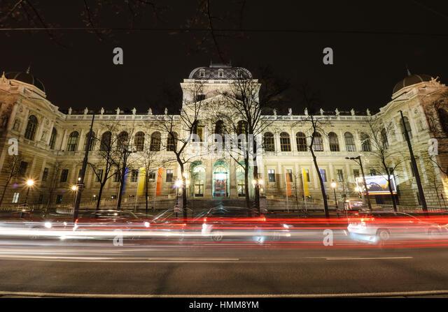 Universität Wien - University of Vienna - Stock-Bilder