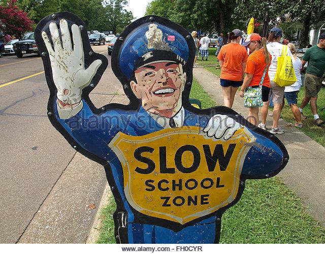 School Zone Stock Photos & School Zone Stock Images - Alamy