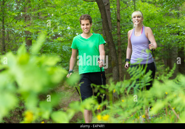 Lifestyle in nature. - Stock Image