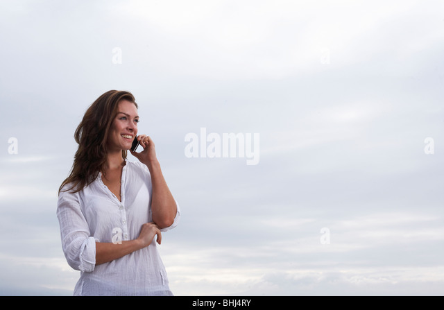 Active Girl - Stock Image