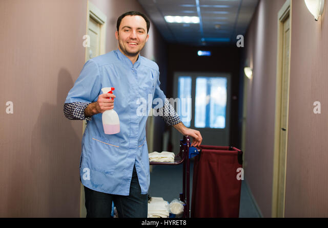 Hospital Janitor How Many Rooms