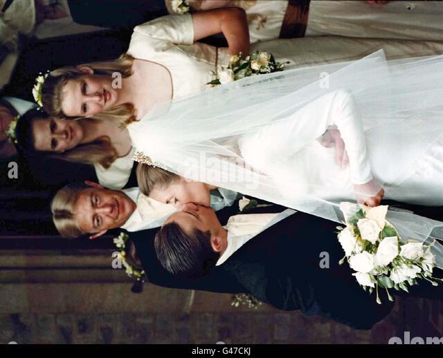 Frankie dettori wedding