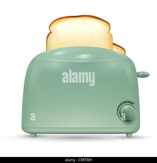 Bread Toaster - Stock-Bilder
