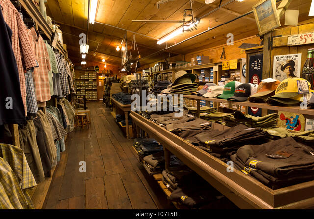Clothing stores in north carolina