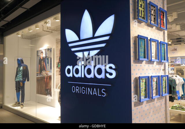 adidas showroom near forum mall