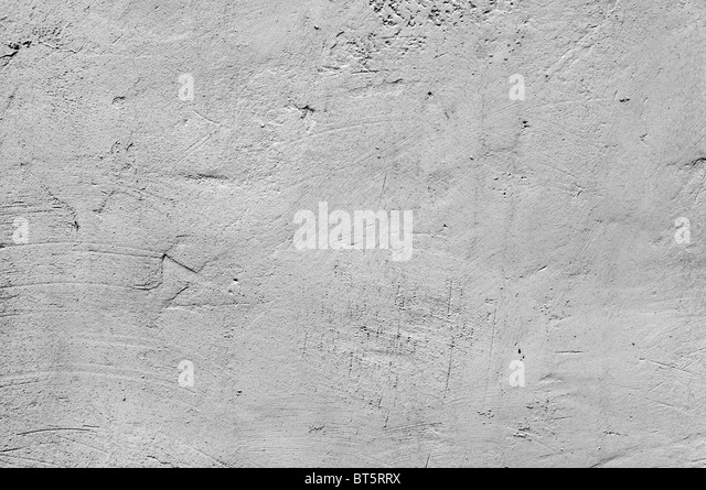 Old plaster wall surface for texture or backgrounds - Stock Image