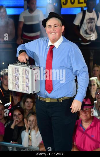 Big Brother Final 2015 - Hertfordshire - Stock Image