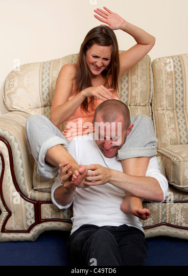 Massaged And Tickled Teens