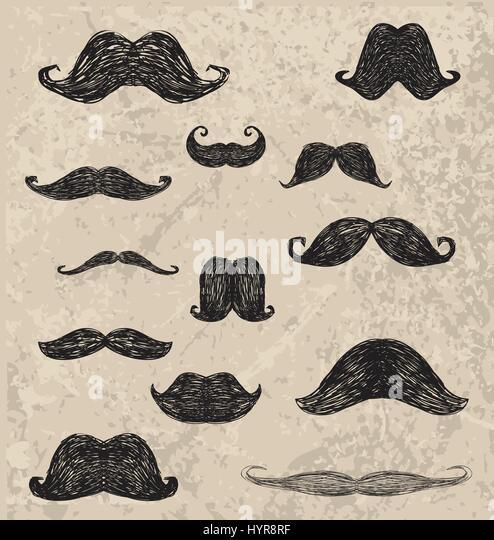 Celebrity with big moustache circa