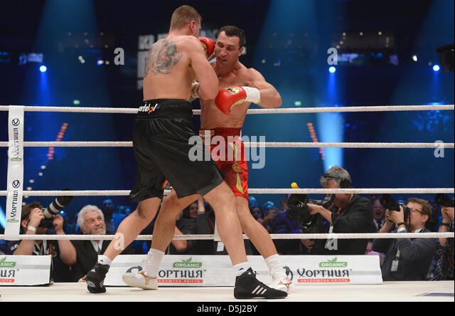 Former World Heavyweight Boxing Champion Stock Photos