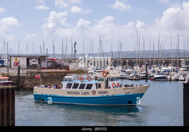 Stockton Island Ferry