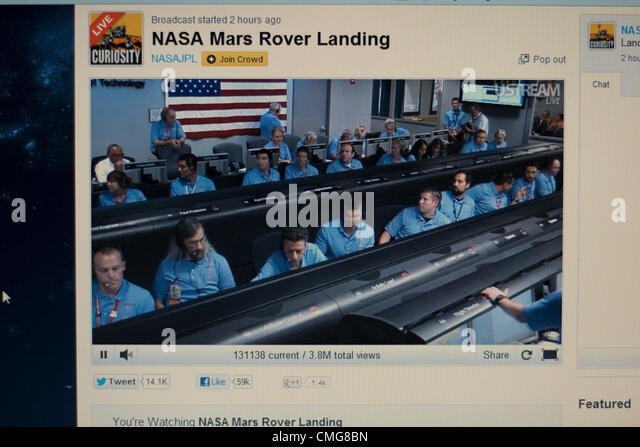 nasa mars rover live feed - photo #31