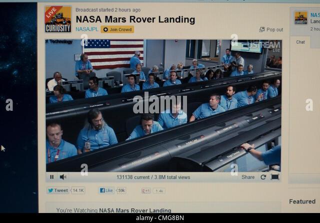 nasa mars rover live feed - photo #31