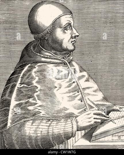 Pius II - Stock Image