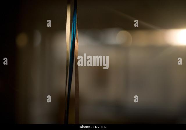 Ribbons, abstract - Stock Image