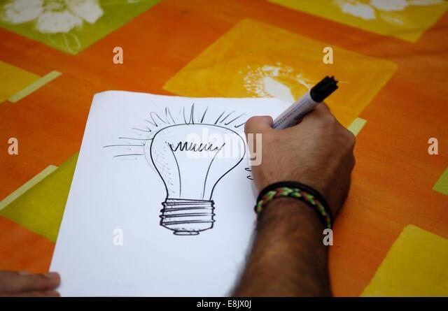 Idea - Stock Image