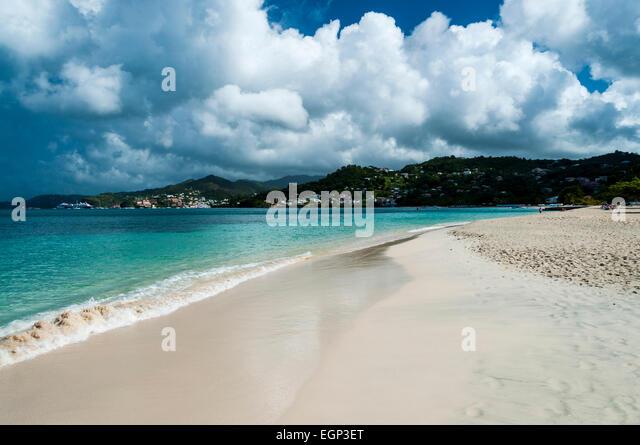 Grand Anse Beach Stock Photos Amp Grand Anse Beach Stock