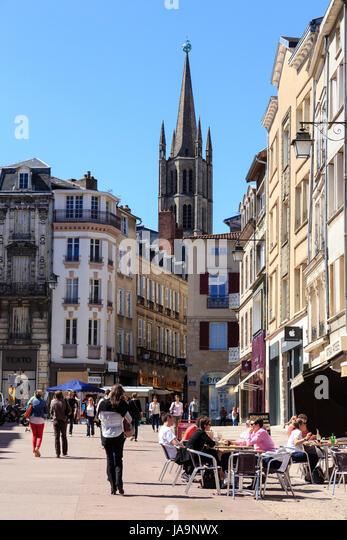 France haute vienne limoges place stock photos france for 87 haute vienne france