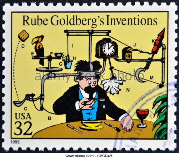Comic strip classics stamps