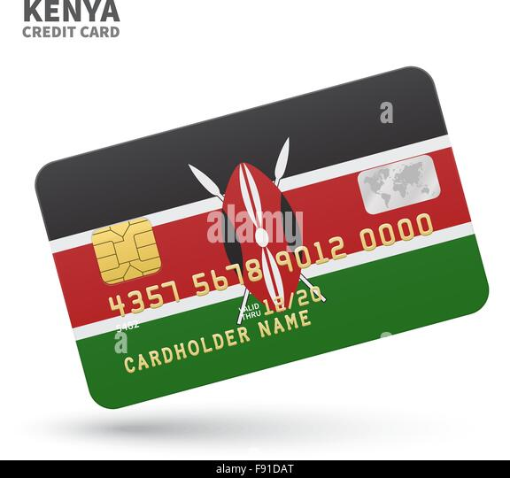 how to get a credit card in kenya