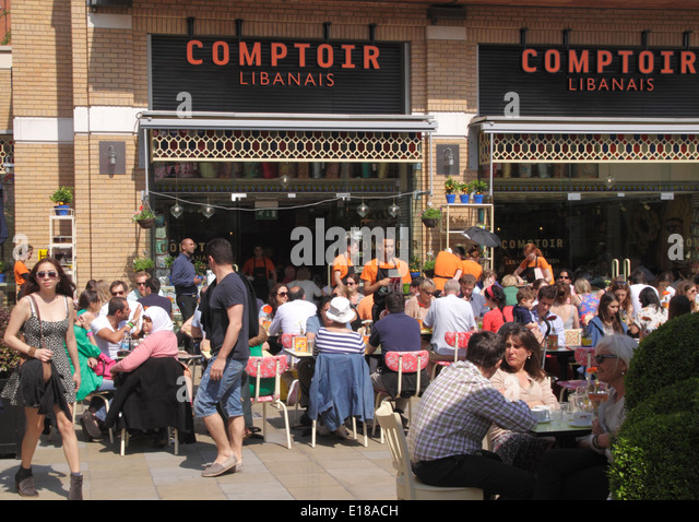 Comptoir stock photos comptoir stock images alamy - Comptoir restaurant london ...