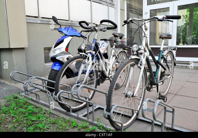 Europe Mopeds Stock Photos Europe Mopeds Stock Images