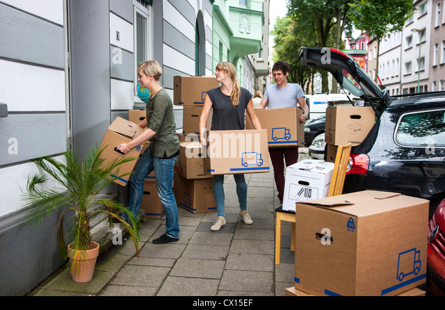 move out house stock photos move out house stock images alamy. Black Bedroom Furniture Sets. Home Design Ideas