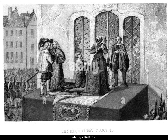 Killing the King: The Trial and Execution of Charles I