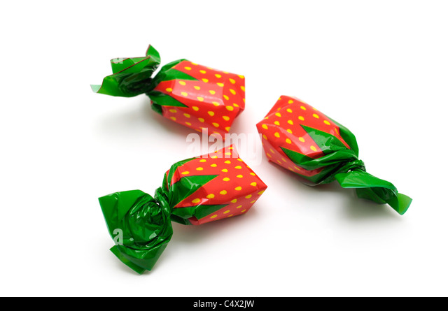 Sweets / Candies - Stock Image