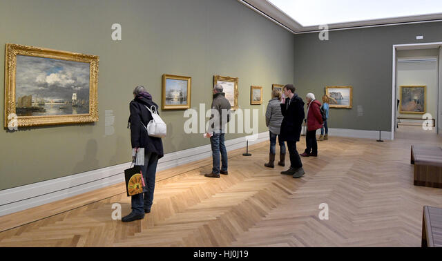 D Exhibition : Auguste claude stock photos images