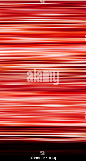 Abstract colour, color - Horizontal stripes - Stock Image