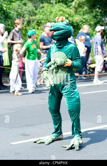 Karneval der Kulturen Berlin 2012 Samba - Stock-Bilder