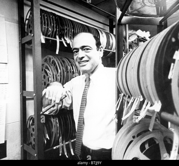 Fred Freed in the 1960s - Stock-Bilder