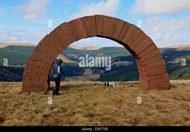 Andy Goldsworthy Uk Stock Photos & Andy Goldsworthy Uk ...