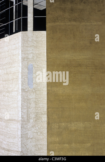 Amman, Jordan, View of building - Stock Image