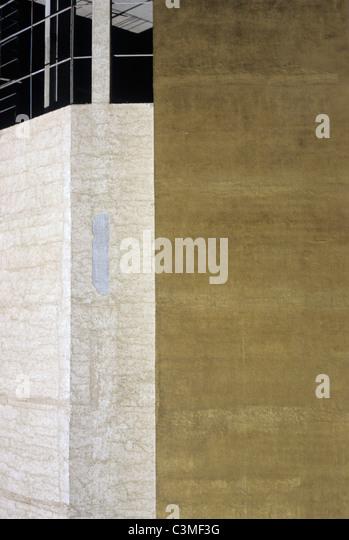 Amman, Jordan, View of building - Stock Image