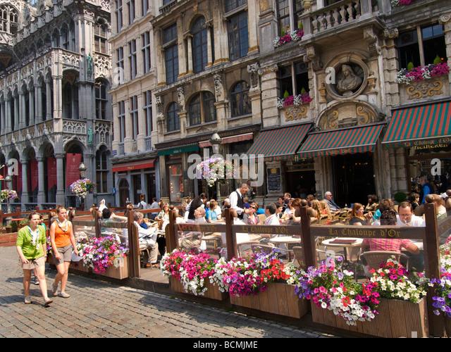 Bruges Restaurant Grand Place