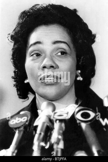 Coretta scott king date of birth in Australia